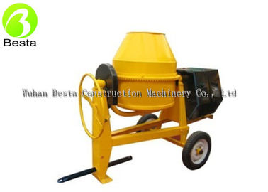 260 Liter Portable Drum Concrete Mixer Cement Mixer with Diesel Motor