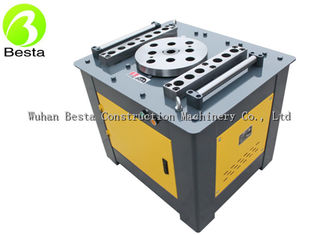 3kw Copper Coil Rebar Cutter Bender Manual Type ISO9001 Certification